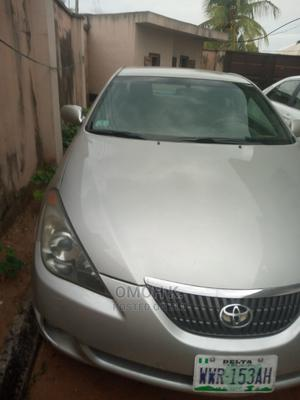 Toyota Solara 2007 Silver | Cars for sale in Delta State, Oshimili South
