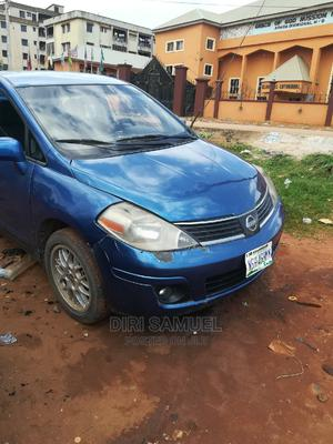 Nissan Versa 2007 1.8 S Hatchback Blue   Cars for sale in Anambra State, Onitsha