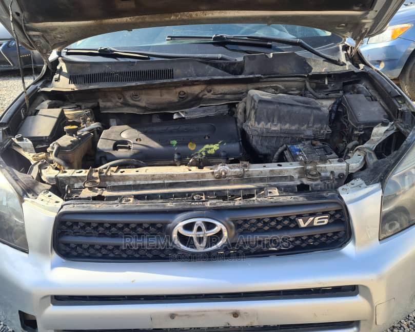 Toyota RAV4 2006 Silver | Cars for sale in Yaba, Lagos State, Nigeria
