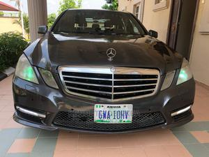 Mercedes-Benz E350 2010 Gray | Cars for sale in Imo State, Owerri