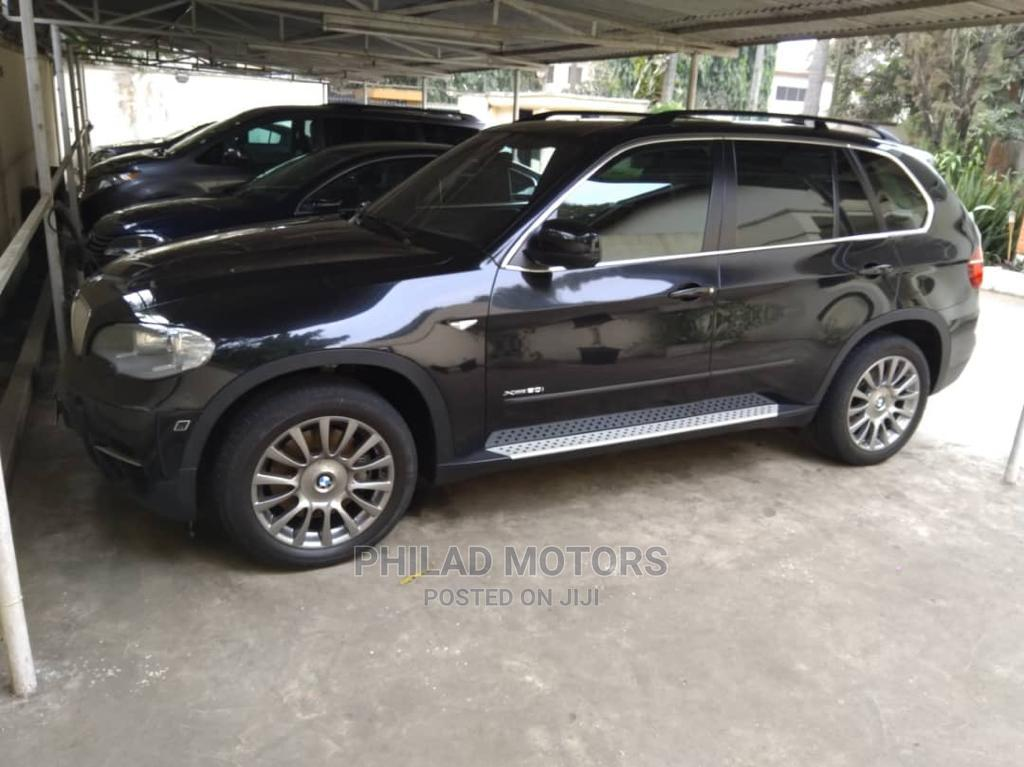 BMW X5 2013 Black