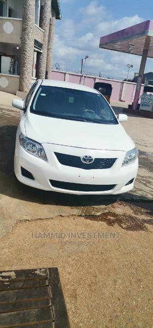 Toyota Corolla 2009 White | Cars for sale in Lagos State, Abule Egba