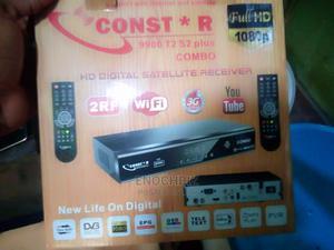 Constar Combo Decoder | TV & DVD Equipment for sale in Lagos State, Amuwo-Odofin