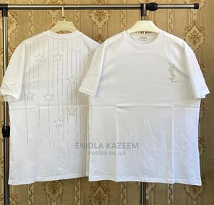 Quality Designer Louis Vuitton T-Shirts Available for U | Clothing for sale in Lagos State, Lagos Island (Eko)