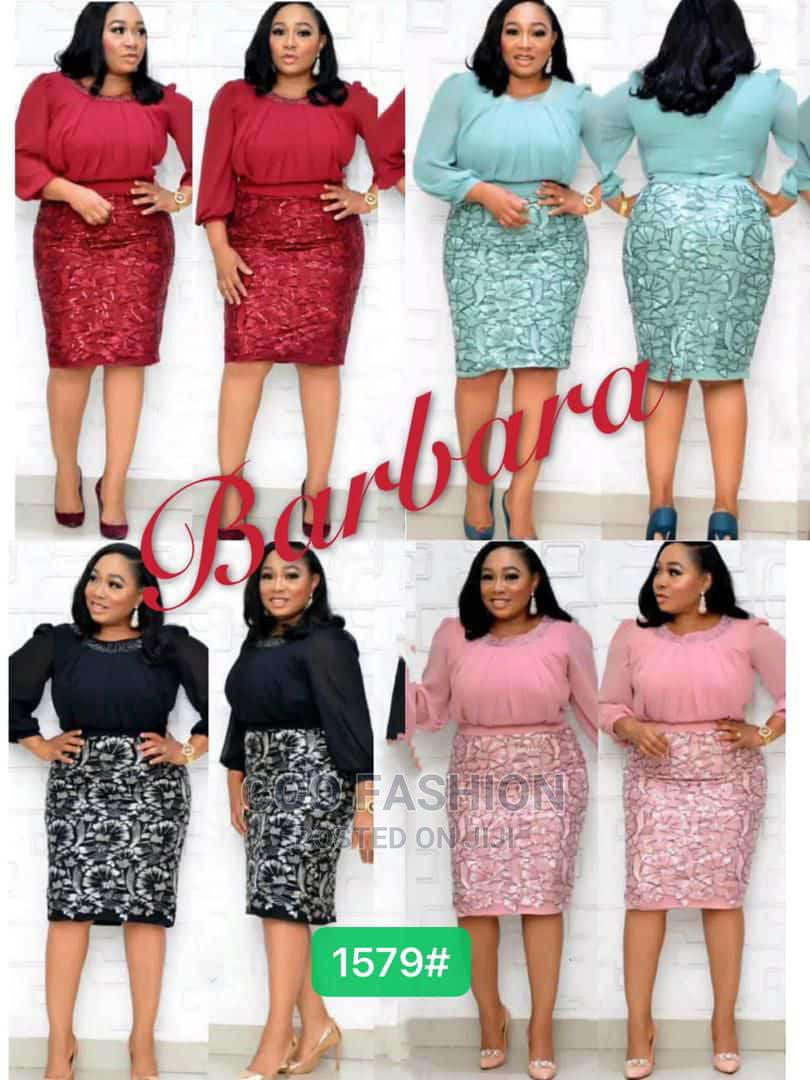 Designers Cooperate Gowns | Clothing for sale in Ikeja, Lagos State, Nigeria