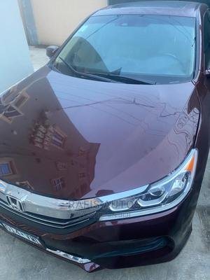 Honda Accord 2014 Red | Cars for sale in Lagos State, Surulere