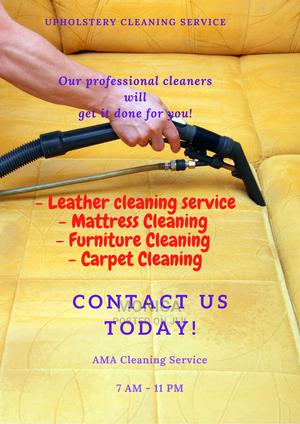 Sofa Carpet Cleaning Service | Cleaning Services for sale in Lagos State, Victoria Island