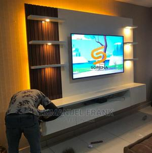 Classic Wall TV Stand | Furniture for sale in Lagos State, Oshodi