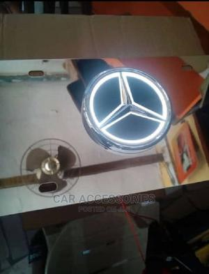 Stainless Steel Customized License Plate With LED Light   Vehicle Parts & Accessories for sale in Lagos State, Ojo