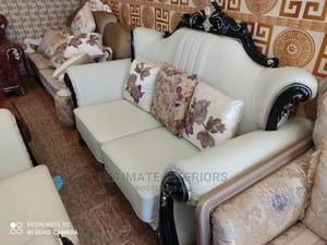 Seven Seaters Sofa Chair Animal Skin | Furniture for sale in Lagos State, Ojo