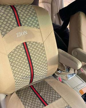 Leather and Fabric Car Seat Cover   Vehicle Parts & Accessories for sale in Lagos State, Ojo