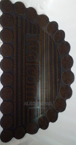 Crescent Shaped Welcome Doormat (Footmat) | Home Accessories for sale in Abuja (FCT) State, Kubwa