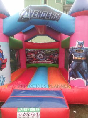 Avengers Party Size Bouncy Castle Available for Rent   Party, Catering & Event Services for sale in Lagos State, Ikoyi