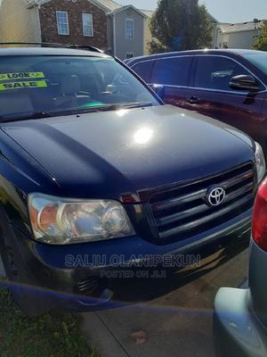 Toyota Highlander 2007 Black   Cars for sale in Ogun State, Sagamu