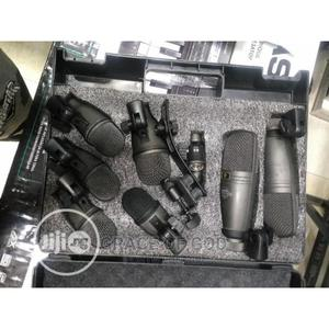 Supperlux 7set Drum Microphone | Audio & Music Equipment for sale in Lagos State, Ikeja