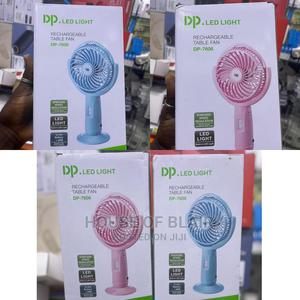 DP Led Light Rechargeable Fan | Home Appliances for sale in Lagos State, Ikeja