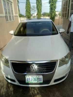 Volkswagen Passat 2008 White   Cars for sale in Abuja (FCT) State, Gwagwalada