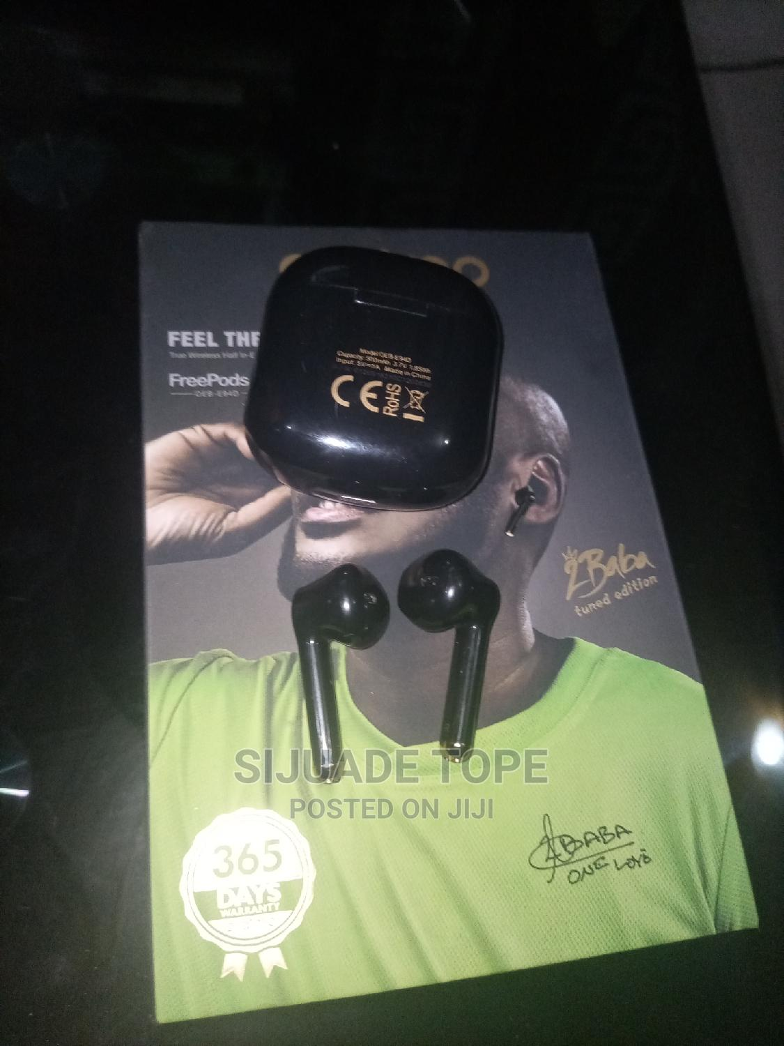 Archive: Oraimo 2 Baba Ear Pods
