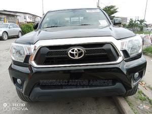 Toyota Tacoma 2011 Double Cab V6 Automatic Black | Cars for sale in Lagos State, Amuwo-Odofin