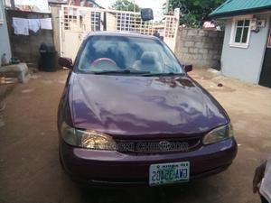 Toyota Corolla 1999 Automatic Purple | Cars for sale in Abuja (FCT) State, Asokoro