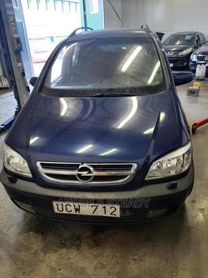 Opel Zafira 2006 1.6 Blue | Cars for sale in Oyo State, Ibadan