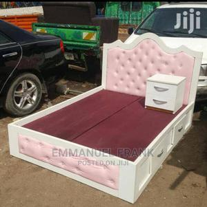 Padded Bed Frame | Furniture for sale in Lagos State, Oshodi