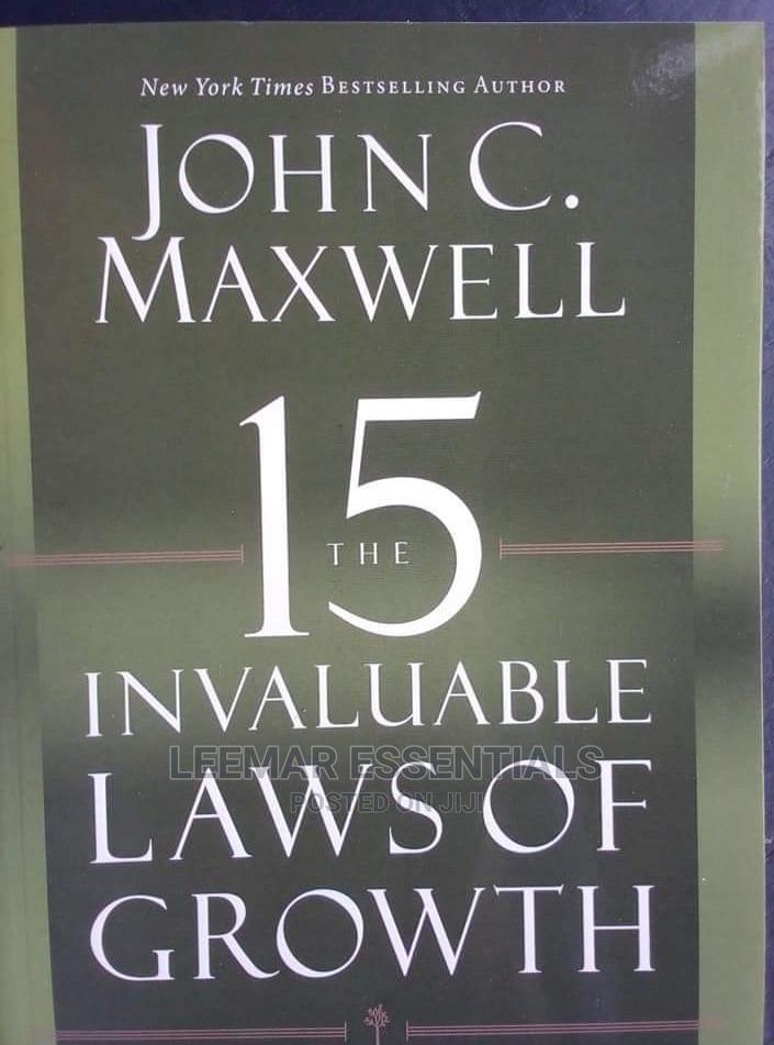 15 Invaluable Laws Od Growth