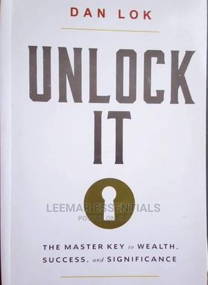 Unlock It by Dan Lok   Books & Games for sale in Lagos State, Surulere