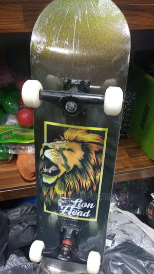 Professional Skateboard With an Anti-Slip Surface | Sports Equipment for sale in Lagos State, Surulere