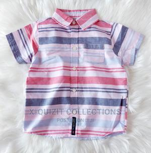 US. Polo Assn Boys Quality Shirt | Children's Clothing for sale in Lagos State, Surulere