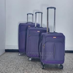 3 Set Portable Swiss Polo Travelers Trolley Luggage Bag | Bags for sale in Lagos State, Ikeja