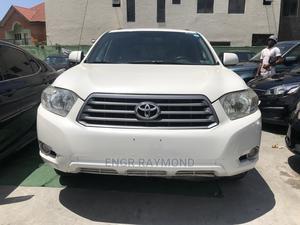 Toyota Highlander 2008 White | Cars for sale in Lagos State, Lekki