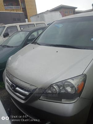 Honda Odyssey 2006 Silver | Cars for sale in Lagos State, Apapa