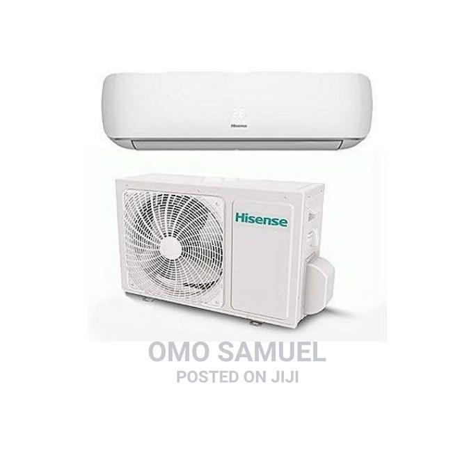 Hisense 1.5hp Inverter Copper Split Air Conditioner