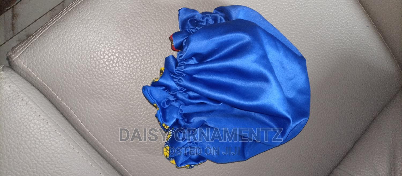 Archive: Ankara/Satin Hair Bonnet