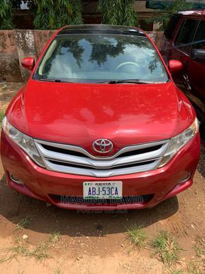 Toyota Venza 2011 V6 AWD Red | Cars for sale in Abuja (FCT) State, Garki 1