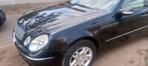 Mercedes-Benz E320 2004 Black | Cars for sale in Abuja (FCT) State, Apo District