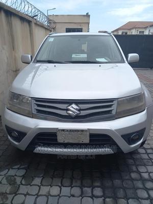 Suzuki Grand Vitara 2012 2.4 Silver | Cars for sale in Lagos State, Lekki