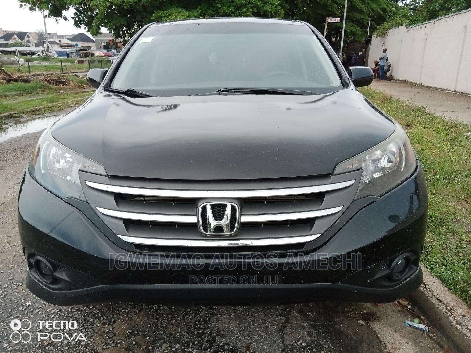 Honda CR-V 2014 Black