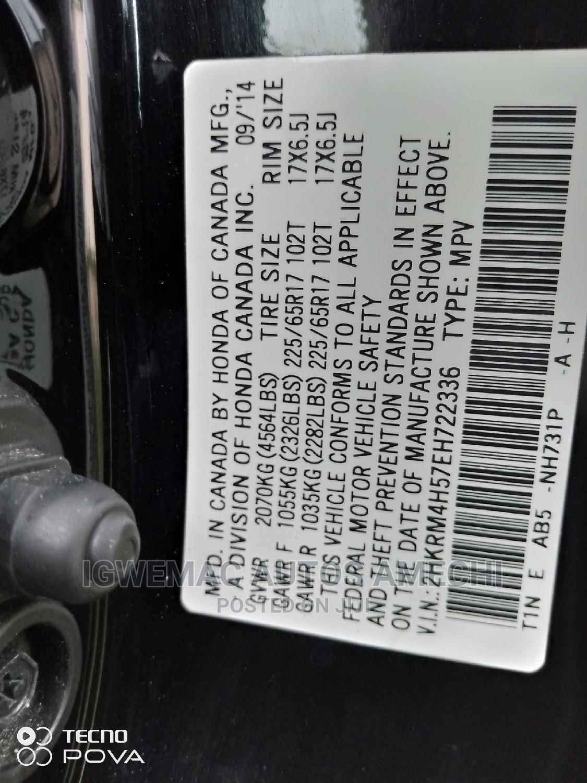 Honda CR-V 2014 Black   Cars for sale in Amuwo-Odofin, Lagos State, Nigeria