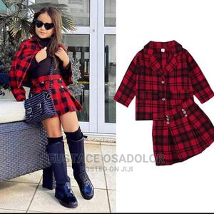 Cute Burberry Product Suit Outfit   Children's Clothing for sale in Delta State, Oshimili South