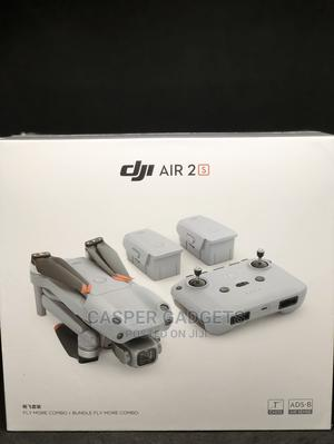 DJI Air 2S - Drone Quadcopter UAV   Photo & Video Cameras for sale in Lagos State, Ikeja