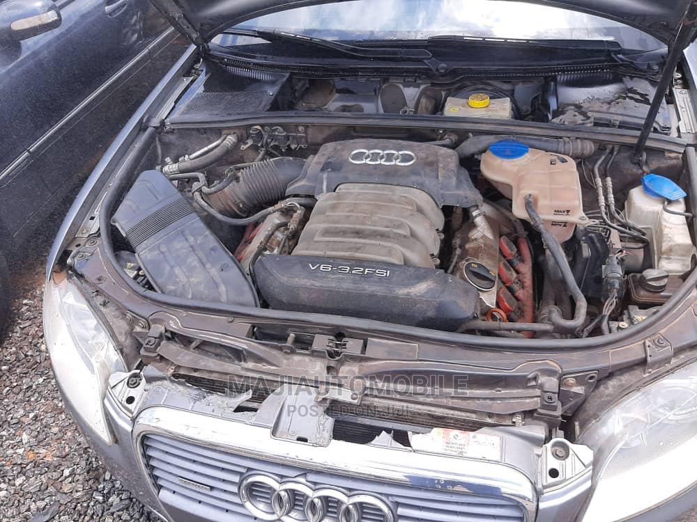 Audi A4 2007 3.2 Avant Quattro Gray   Cars for sale in Garki 2, Abuja (FCT) State, Nigeria