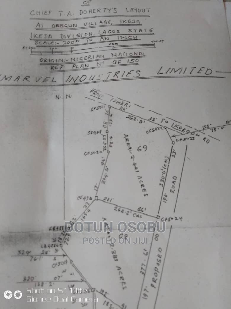 Archive: Warehouse in Oregun for Sale