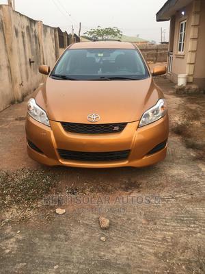 Toyota Matrix 2009 Orange | Cars for sale in Lagos State, Ojodu