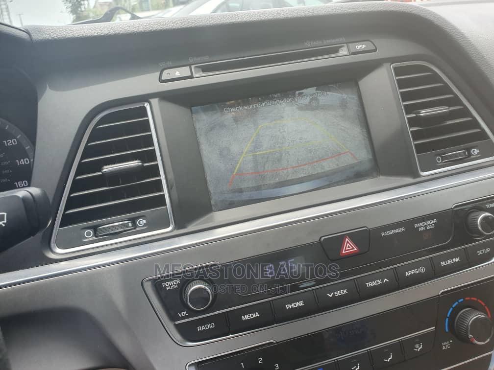 Hyundai Sonata 2016 Gray | Cars for sale in Magodo, Lagos State, Nigeria