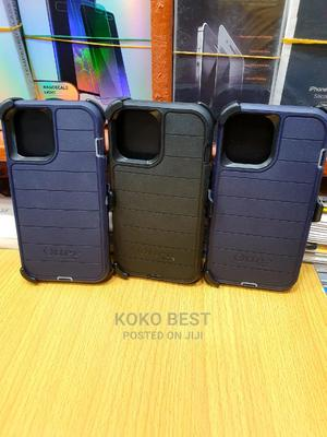 Otterbox Defence Pro Case for iPhone 12 / 12pro 12pro Max | Accessories for Mobile Phones & Tablets for sale in Lagos State, Ikeja