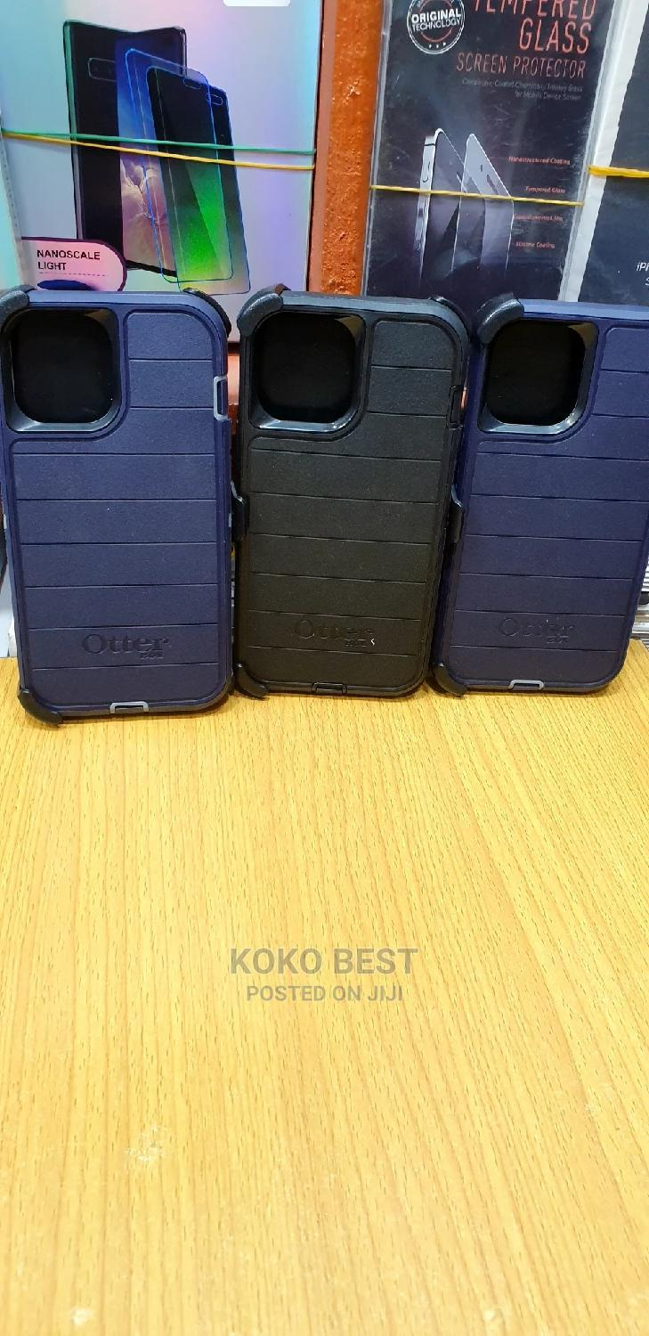 Otterbox Defence Pro Case for iPhone 12 / 12pro 12pro Max | Accessories for Mobile Phones & Tablets for sale in Ikeja, Lagos State, Nigeria