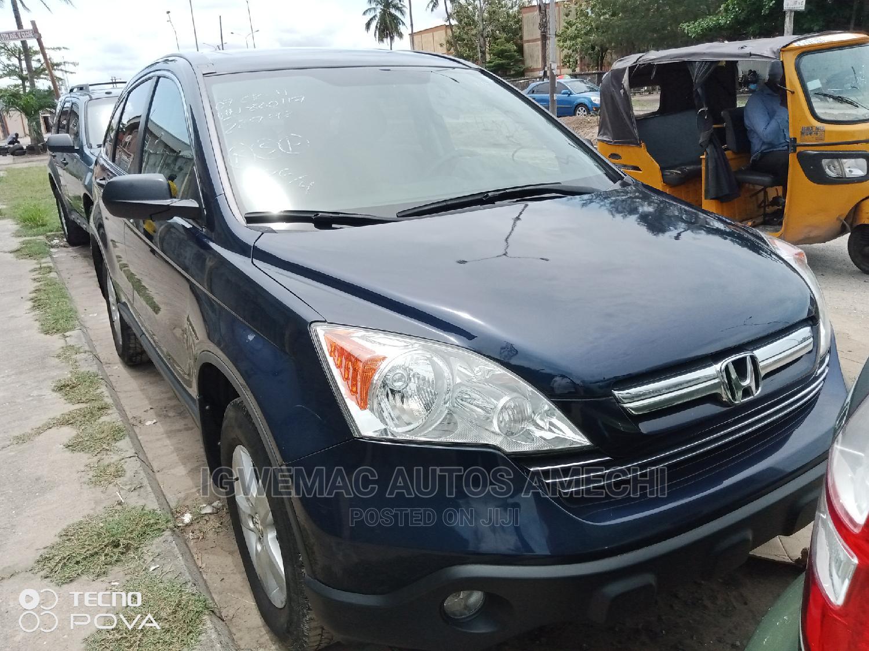 Honda CR-V 2007 EX Automatic Blue
