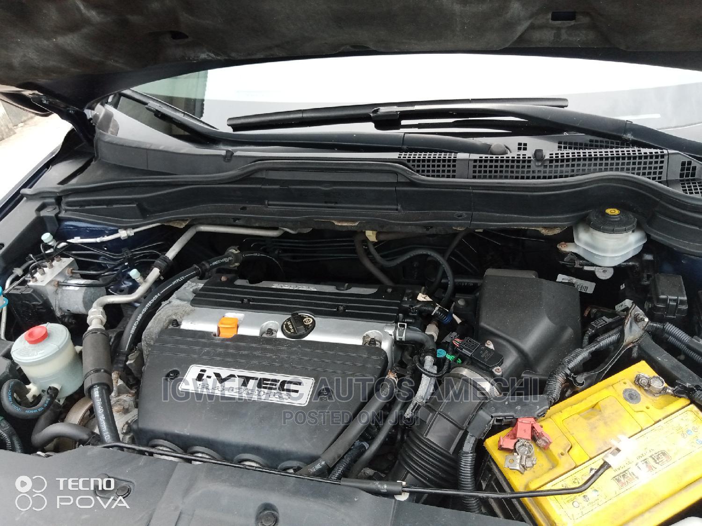 Honda CR-V 2007 EX Automatic Blue | Cars for sale in Amuwo-Odofin, Lagos State, Nigeria